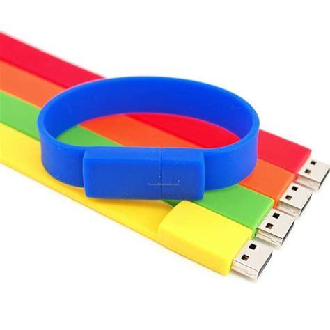 silicone bracelet usb memory stick wristband usb flash