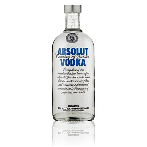 Absolute Blue absolut blue label vodka delivery liquiddrops co uk