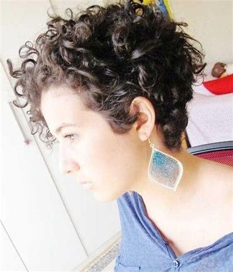 naturally curly pixie cuts for big women 15 ideas of short haircuts for women curly