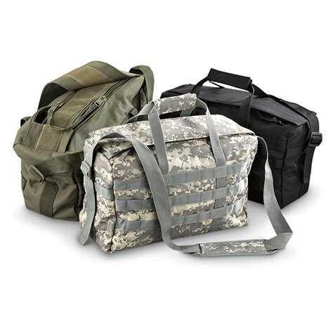 united military baggage military style operator s bag 144576 military style