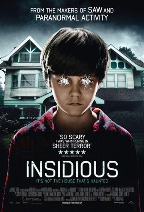 insidious movie in english my horrible idea using horror movies to teach english