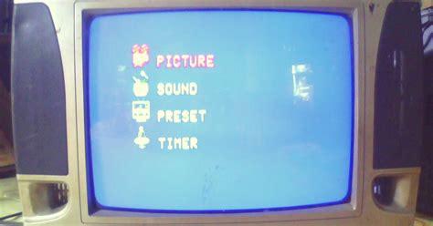 Hp Tv Polytron default setting tv polytron s s e