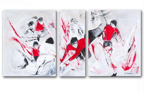 agréable Chambre Noir Et Rouge #1: tableaux-modernes-les-battants-triptyque-rouge-et-noir.jpg