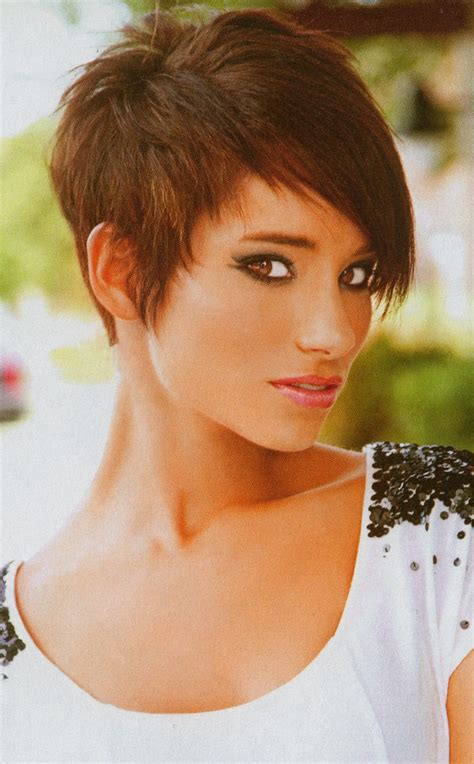 perky pixie hair cut 1055 best hair styles images on pinterest short hair