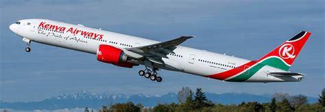 kenya airways takes delivery       ch