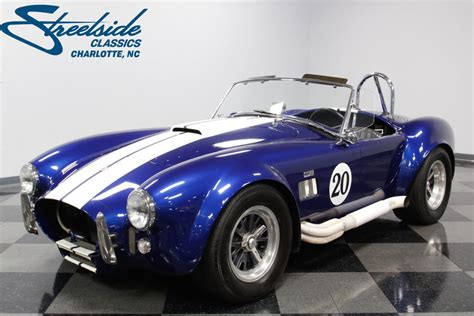 Shelbi Top Cc 1965 shelby cobra streetside classics the nation s trusted classic car consignment dealer