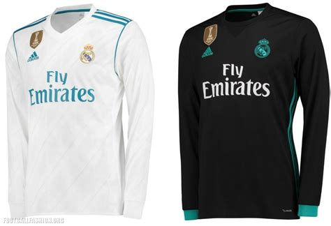 Jersey Madrid Home 2017 real madrid 2017 18 adidas home and away kits football