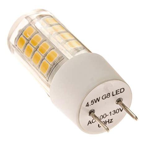 g8 led light bulb by 2tech 4 5w 40 watts equivalent