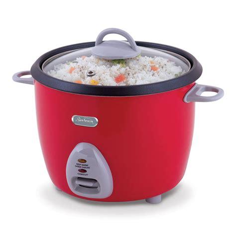 Rice Cooker Ultima sunbeam cksbrc165 033 16 cup rice cooker lowe s canada