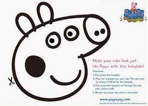 peppa pig free printable mini kit oh my