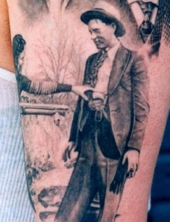 bonnie and clyde tattoos ideas bonnie and clyde tattoos