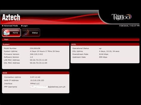 globe tattoo username and password how to change ssid and wifi password globe tattoo home dsl