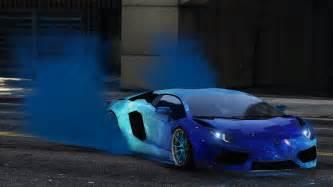 Lamborghini Galaxy Blue Galaxy Livery For Lamborghini Aventador Liberty