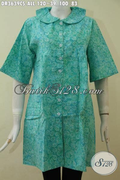 Dress Cewek Cs dress batik keren banget buat cewek gaul produk busana