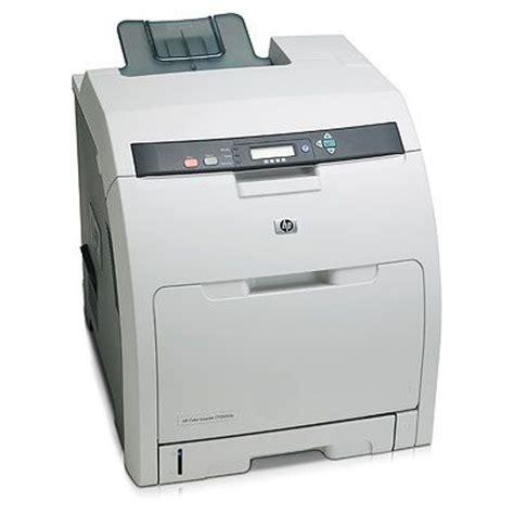 Printer Hp Z1000 hp color laserjet cp3505n printer refurbexperts