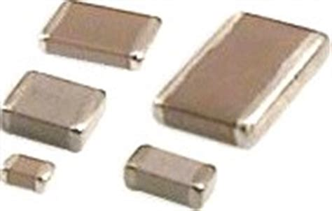 surface mounted capacitors common smt capacitor chip values sm package sizes
