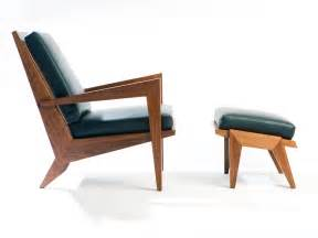 chair designer mid century danish inspired lounge chair digsdigs
