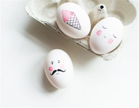 Lustige Gesichter Auf Eiern 5192 by Lustige Gesichter Auf Eiern Lustige Gesichter Gemalt Auf
