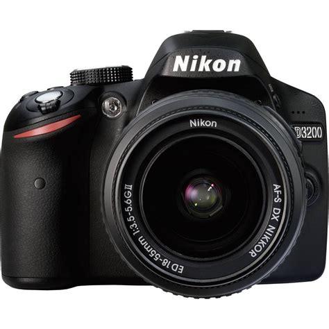 digital nikon d3200 digitale spiegelreflexkamera nikon d3200 af s dx 18 55