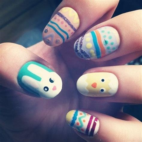 makeup hair nails by katie basingstoke nail 11 best nails easter images on pinterest cute nails