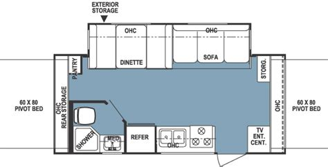 rockwood roo floor plans 2005 forest river rockwood roo travel trailer rvweb com