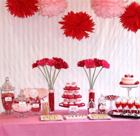day decorations thrifty valentines day decor ideas to breathtaking designs