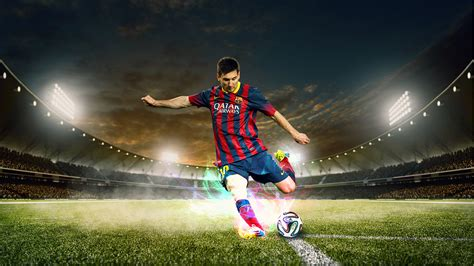 background player lionel messi hd wallpapers