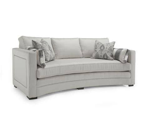 fabric curved sofa decorium furniture