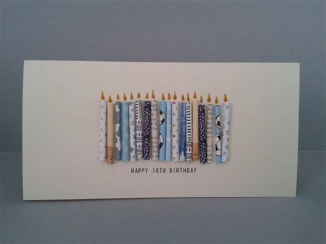 18th Birthday Card Ideas Handmade - best 25 18th birthday cards ideas on 18th