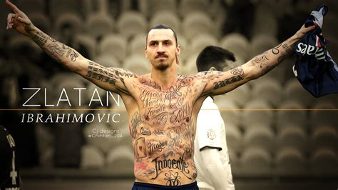 zlatan ibrahimovic tattoo signification zlatan ibrahimovic wallpaper hd www imgkid com the