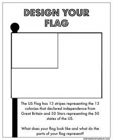 design a flag template free 4th of july printables design a flag more