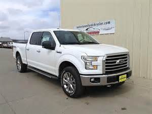 2015 ford f 150 4wd supercrew 157 xlt watertown ford