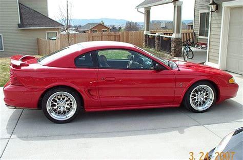 sn95 mustang cobra sn95 cobra on 18 quot fikse wheels sn95 mustang