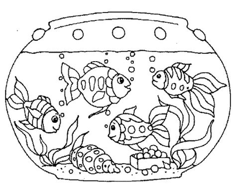 search results for empty aquarium coloring page black