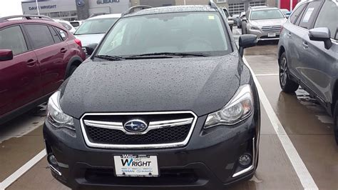 grey subaru crosstrek 2017 2017 subaru crosstrek gray metallic jean