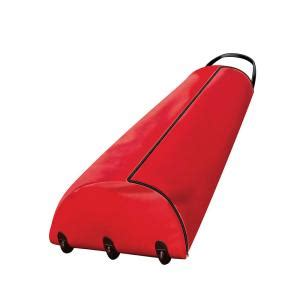 gerson premium rolling tree storage bag with handle and