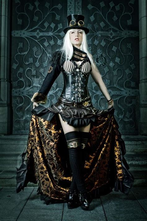 694 best Steampunk Fashion images on Pinterest   Steampunk