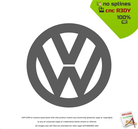 volkswagen logo vector vw logo dxf free dxf files free cad software dxf1 com