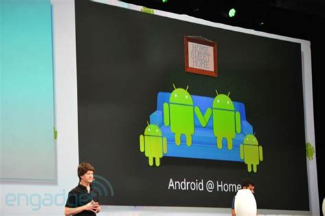 announces android home framework for home automation