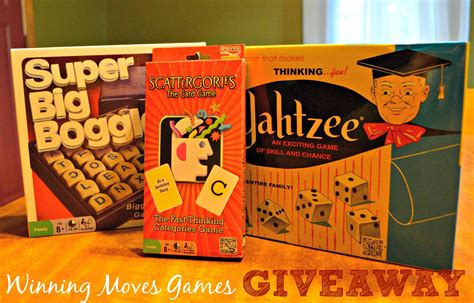 Prize Giveaway Games - winning moves games prize pack giveaway ends 07 31 14 it s free at last