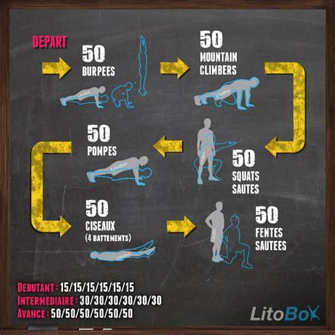 programme litobox 300 au poids du 188