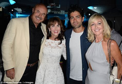has anyone seen robin mcgraw dr phils wife recently dr phil mcgraw talks about us television series with