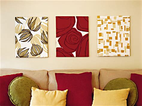 5 Best Wall Decorating Ideas 187 Room Decorating Ideas Fabric Wall Decoration