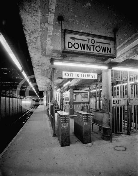new york station books 1970s new york city lenox harlem subway station photo