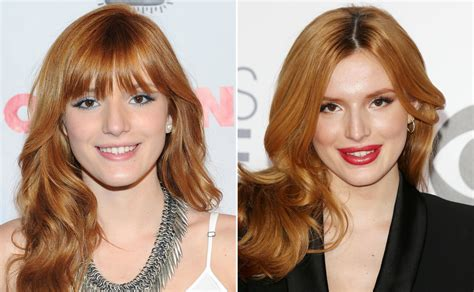 bella thorne before and after surgery bella thorne before and after beautyeditor