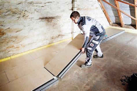 rigidur dachbodenelemente  tf trockenestrich