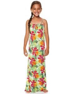Long maxi dresses for kids modern fashion styles