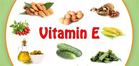 Vitamin E Health Benefits Of Vitamin E