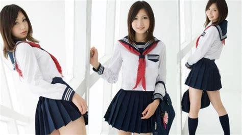 Celana Unik Jepang di jepang siswinya pergi ke sekolah tidak boleh gunakan celana dalam dan harus menggunakan rok