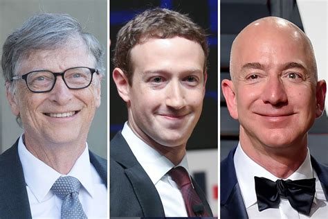 The World S Most Richest Of 2018 by Richest In The World Money